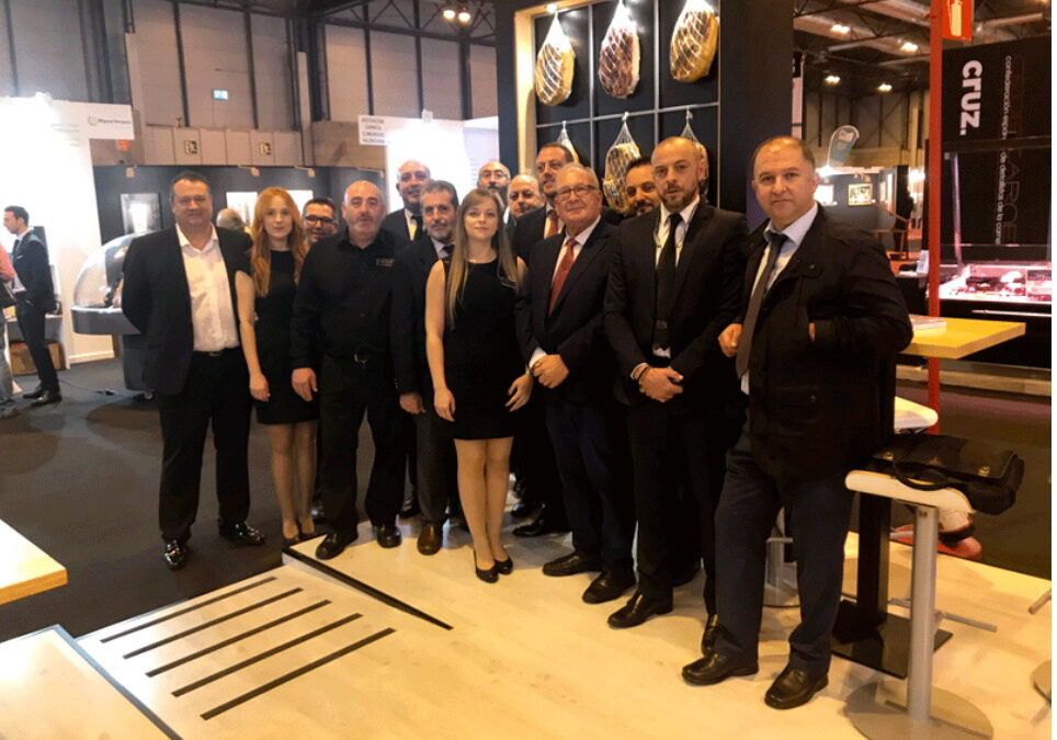 AROMAIS PARTICIPA COMO EXPOSITOR EN LA PRIMERA EDICION DE MEAT ATTRACTION